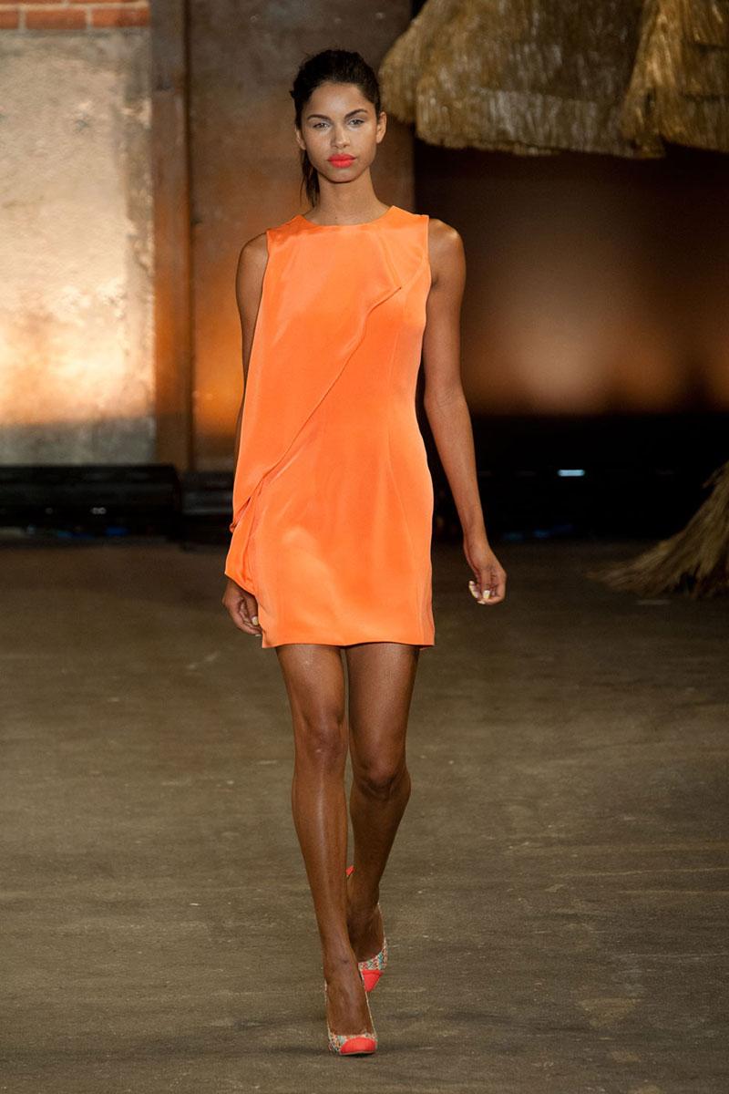 New York Fashion Spring collection 2013 courtesy elle.com