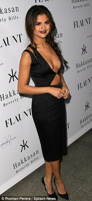 Style Check- The LBD – Selena Gomez