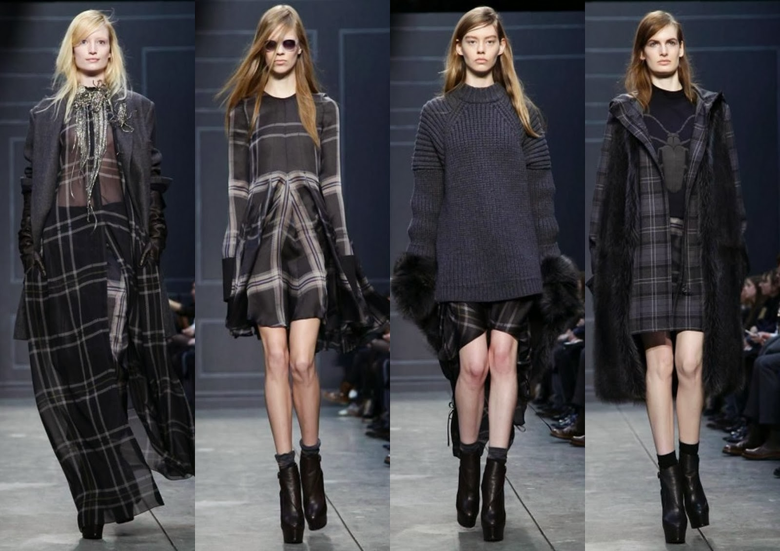 Vera Wang Fall/Winter 2014 (Picture via live-life-in-style.com