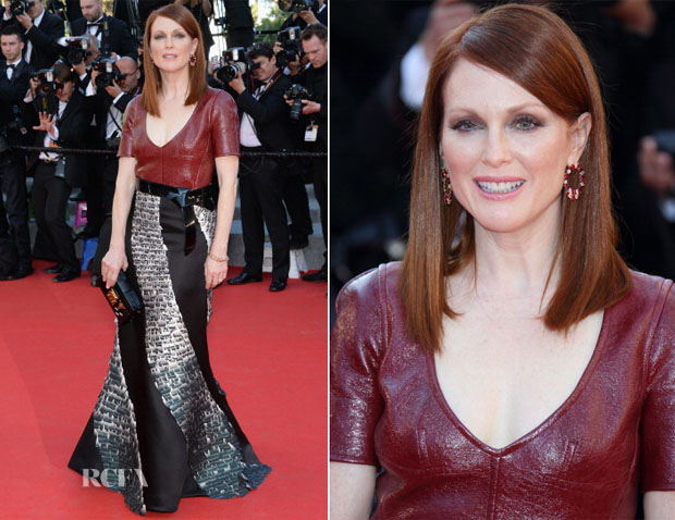 Julianne Moore in a Louis Vuittion ( source: RCFA)