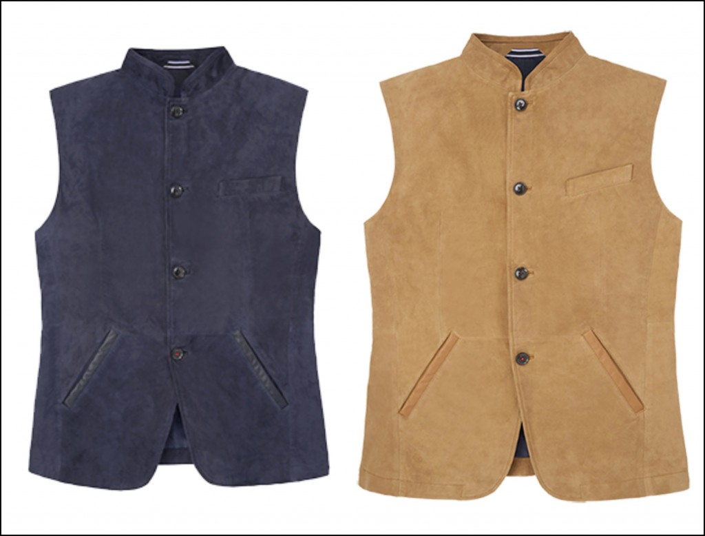 Hilifger introduces Bandi Jacket in 2 colour - Denim and Suede as part of celebrating its 10 year milestone in India