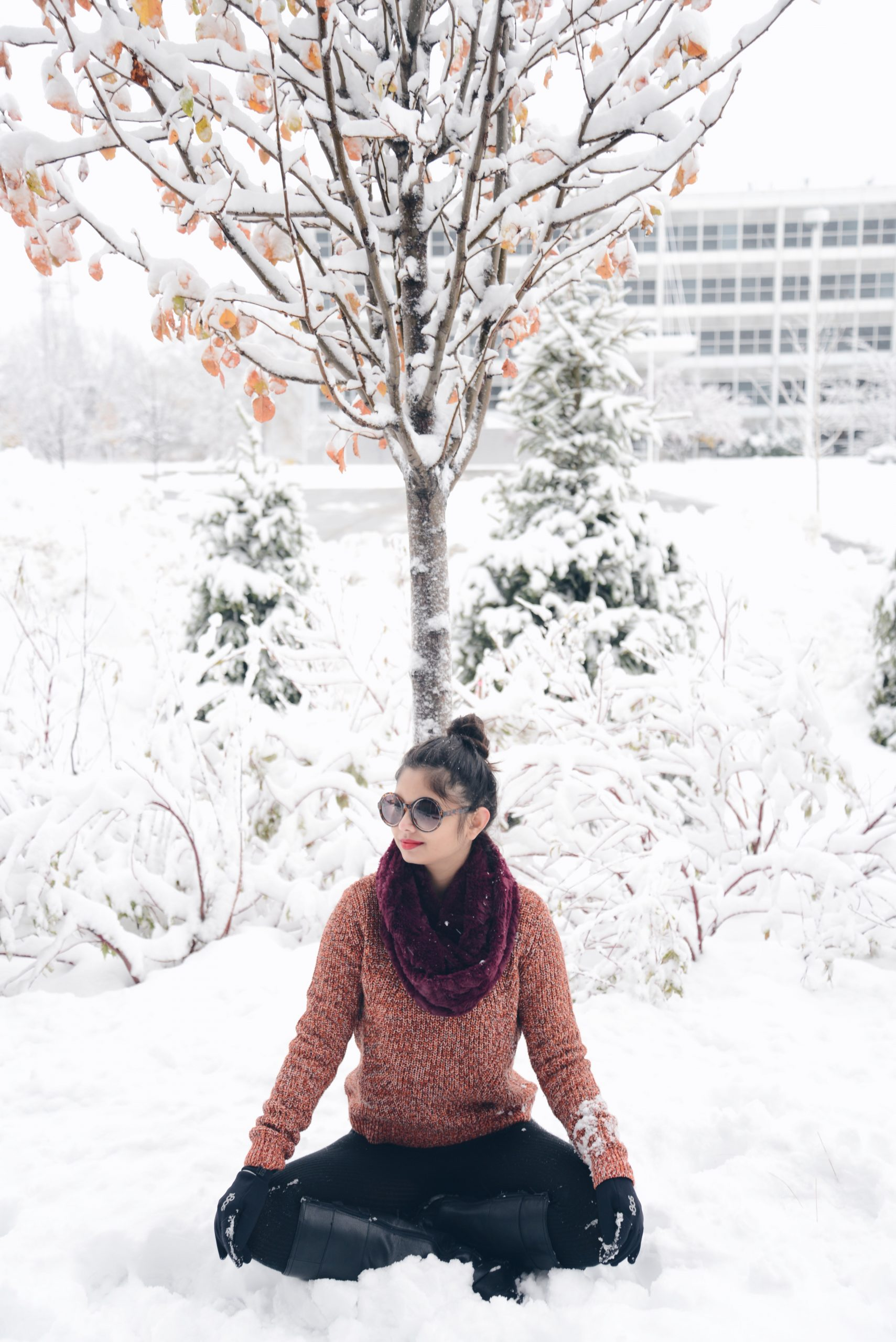 Winter Dressing Tips – A Snowflake Soiree