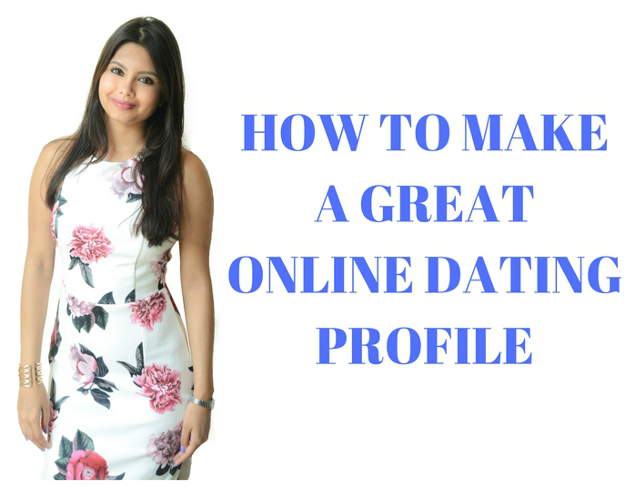 how to write a dating profile online