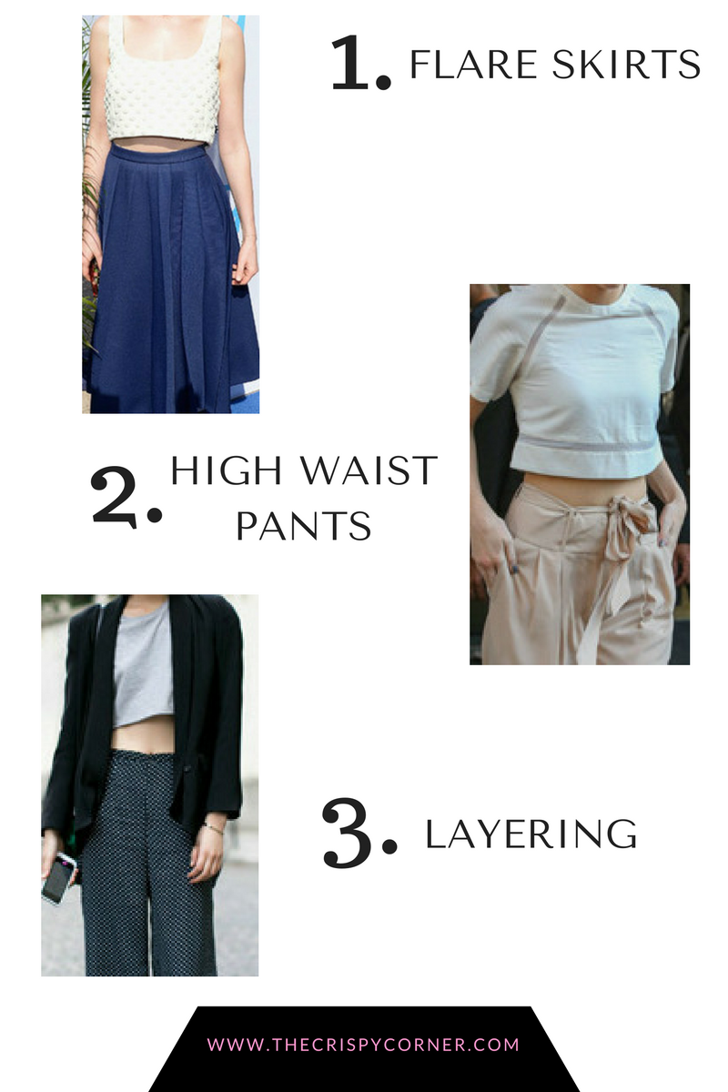 How To Dress When You Have A Tummy
