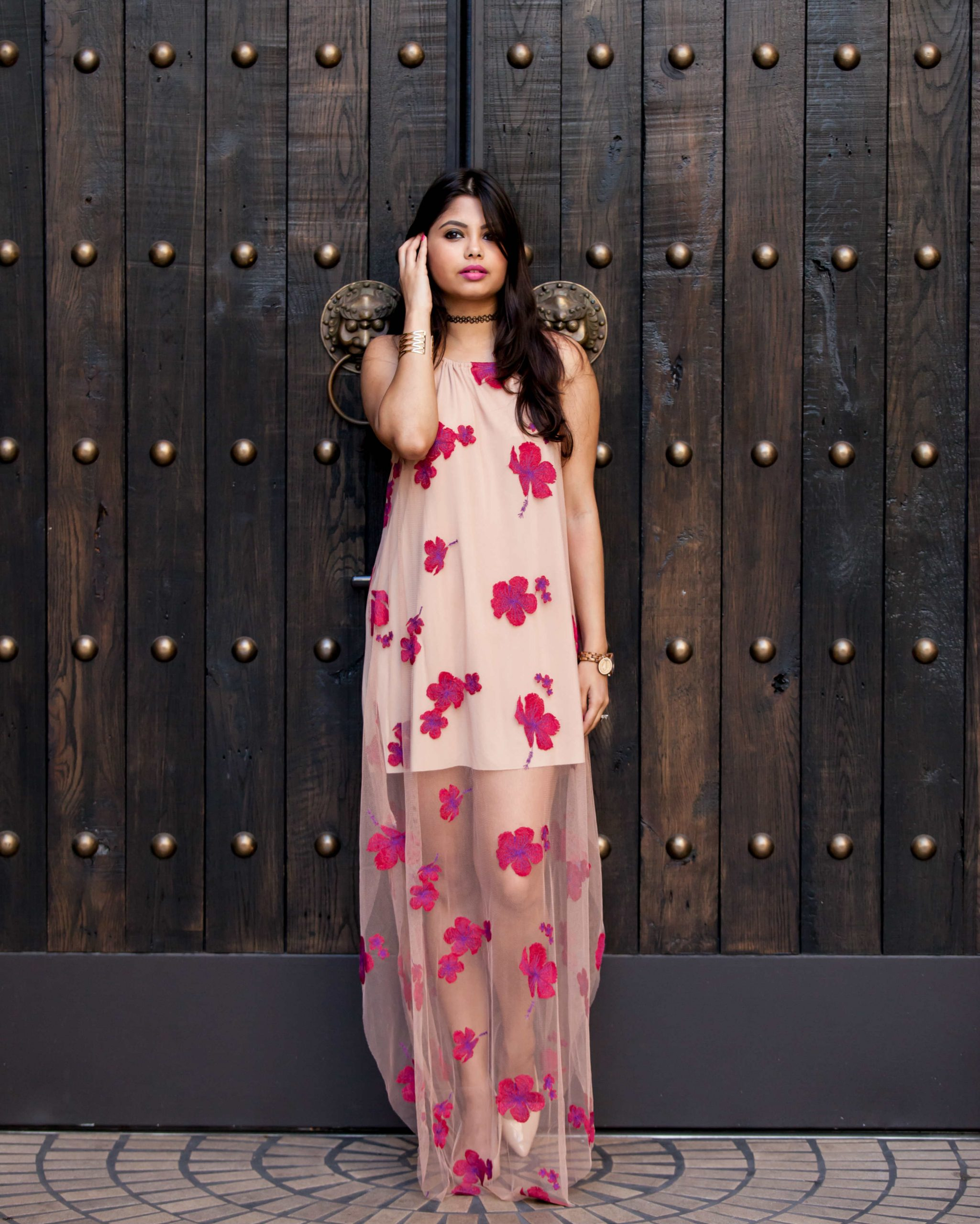 A Floral Story | Nupur X Tobi |