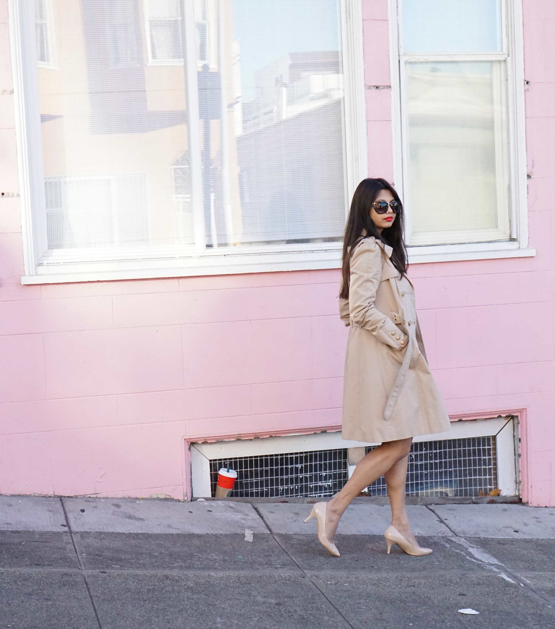 The Dress and The Duster |Nupur X Shannon Snow