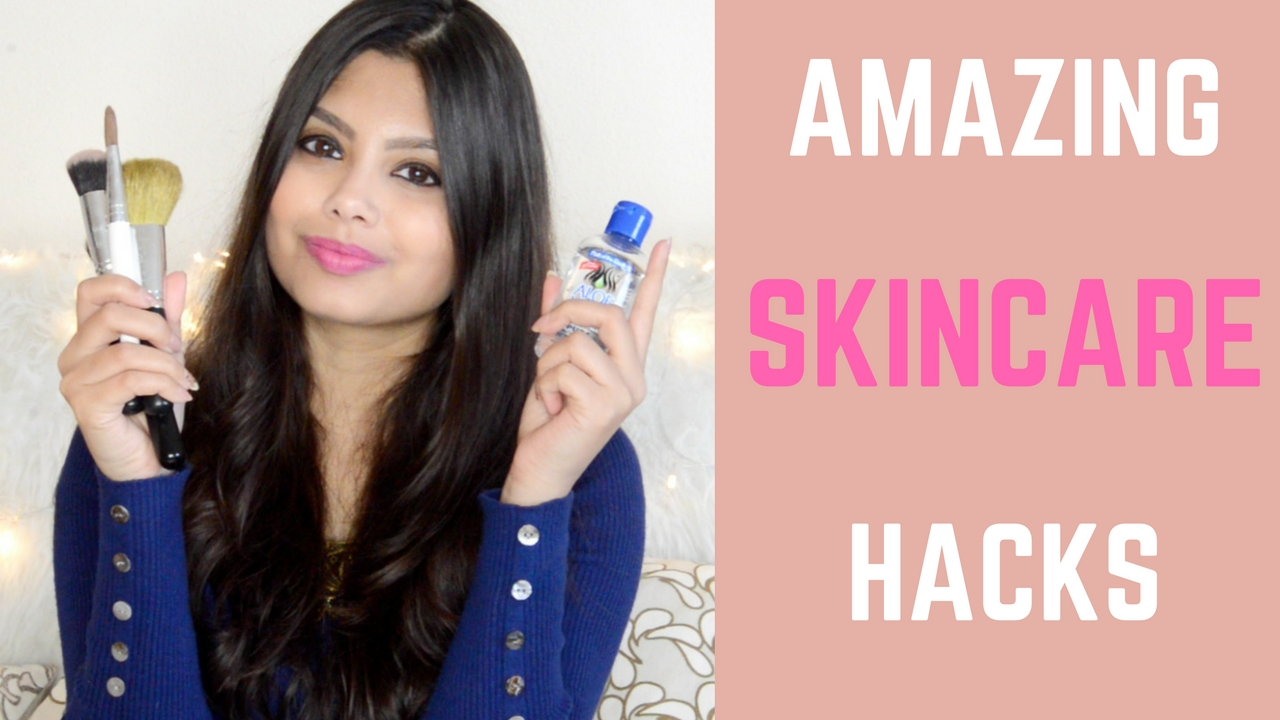 Amazing SKINCARE Hacks