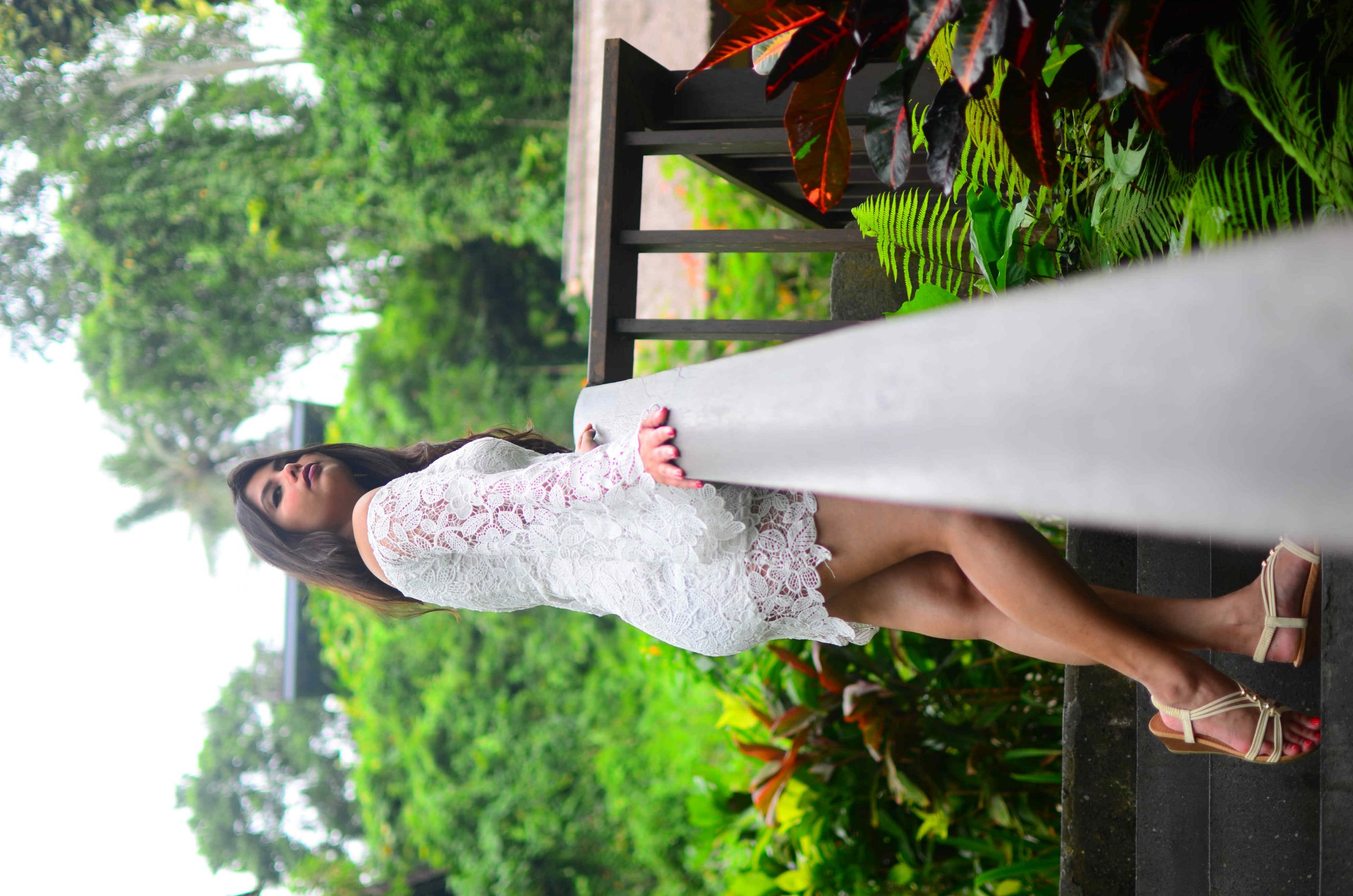 Lace-ing Up in Bali | Nupur X Shein