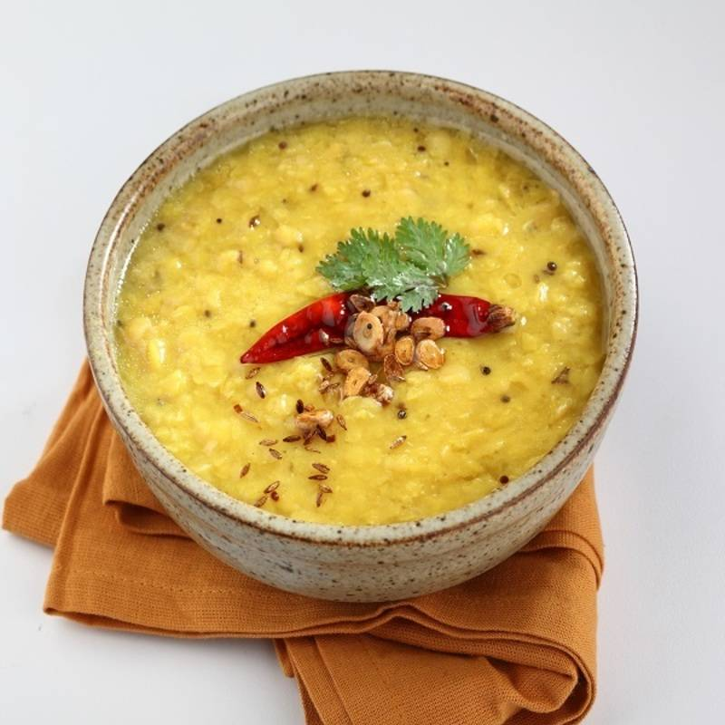 How to Cook Indian Yellow Dal Tadka Recipe ( or lentils)